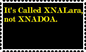 Stamp: XNALara Not XNADOA