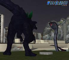 ZIlla Jr vs King Cobra