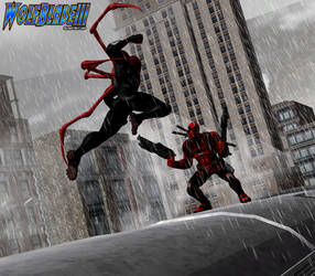 Superior Spider-Man vs Deadpool