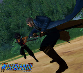 Daring To Challenge a Son of Sparda is Foolishness