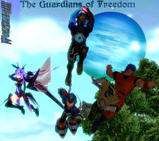 The Guardians of Freedom