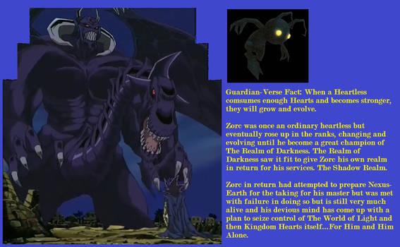 Guardian-Verse Fact: Zorc Necrophades