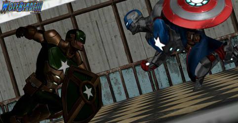 Civil Warrior vs Hydra Supreme