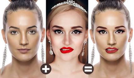 Face Swap Photoshop Tutorial