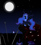 Nightmare Moon And Her Army