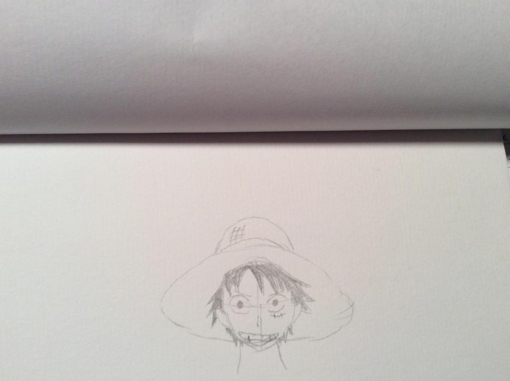 Sketchy Luffy is Sketchy by lightninglana