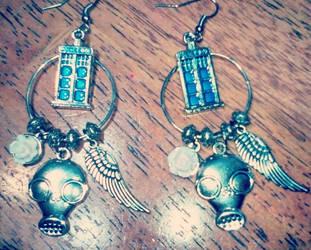 Doctor Who Earrings