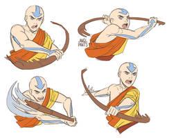 Day of Black Sun - Aang