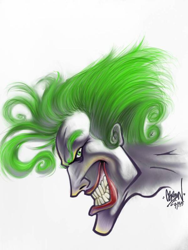 <b>Joker Smiley Face</b> Magnet | Zazzle