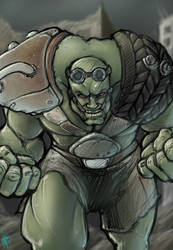 Sooper Mutant by phix701
