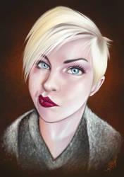 Blonde by phix701