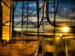 Metallic Sunrise