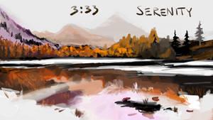 Serenity (study) (in progress)