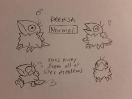 #029: Peepish