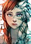 Frozen - Anna and Elsa