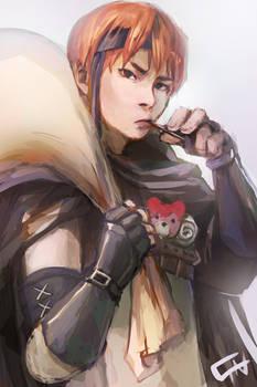 Fire Emblem Awakening: Gaius