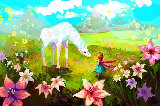 Giraffe Meadow
