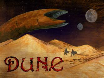 Dune Desktop by JSPailly