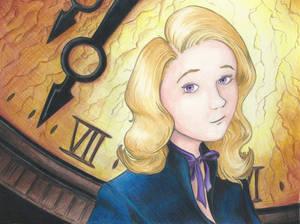 Original Portrait of Talie Tappler