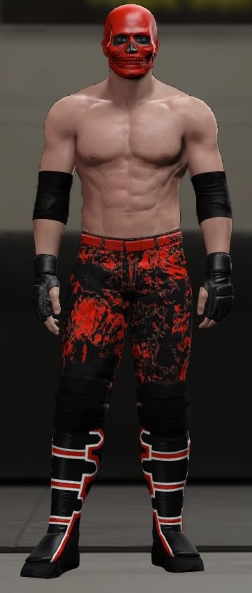 Wwe 2k16 Caw Rage Original By Ghostwolfboop On Deviantart