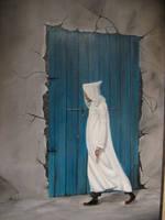 The Blue Door by ledphloydgeuse