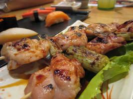 Japanese Food by BelleAndBeer