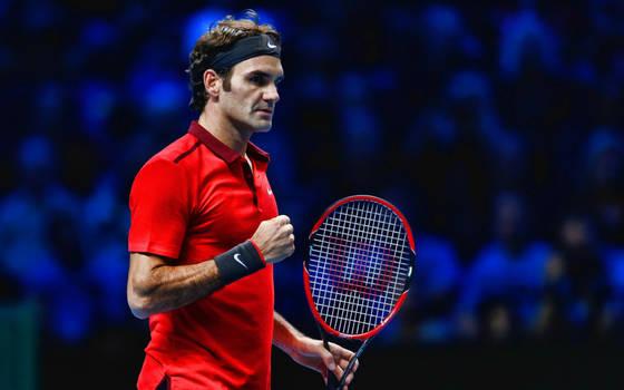 1320~ Roger Federer by CoffePix