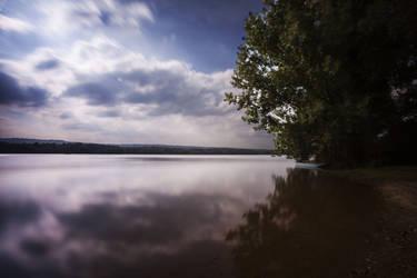 PAIMPONT LAKE by Balrogofchaos
