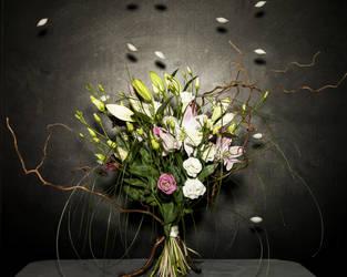 quand les bouquets defilent by Balrogofchaos