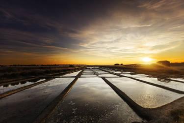 Noirmoutier les marais salants
