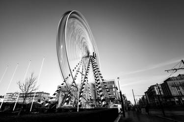 Le Havre city by Balrogofchaos