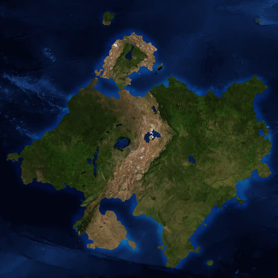Farm Map by JingoJaden