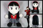 Yukiko Amagi plushie-Persona 4