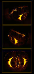 One Pumpkin To Rule Them All. by eitanya