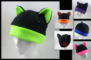S'punked out cat hat by eitanya