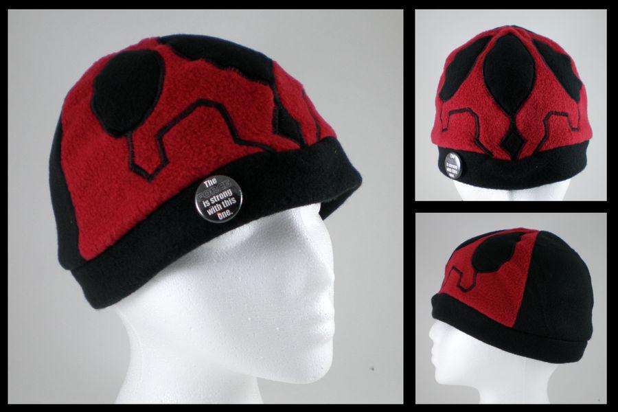 Darth Maul fleece hat