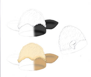 Sheep hat concept by eitanya