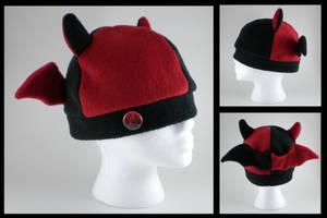 Lil' Devil hat by eitanya