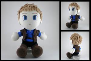 Merlin - Arthur plushie by eitanya