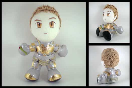 King Alistair plushie - Awakenings
