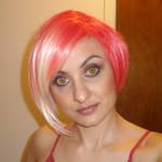 Borderlands - Lilith wig and makeup test