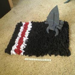 Space Commander rug by eitanya