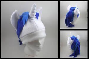 Vinyl Scratch pony hat