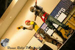 Borderlands cosplay - Lil and Mordy being all epic