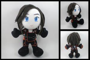 Mass Effect - Miranda plushie
