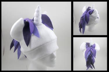 Rarity - pony hat by eitanya