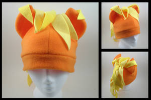 Applejack fleece hat