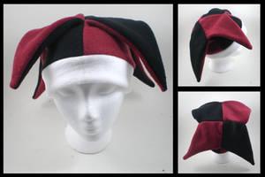 Harlequin hat