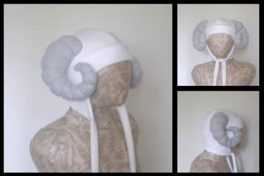 Custom ram horn hat by eitanya