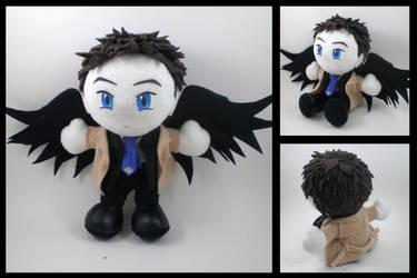 Supernatural - Castiel plush